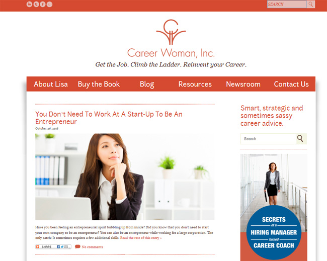 career-woman