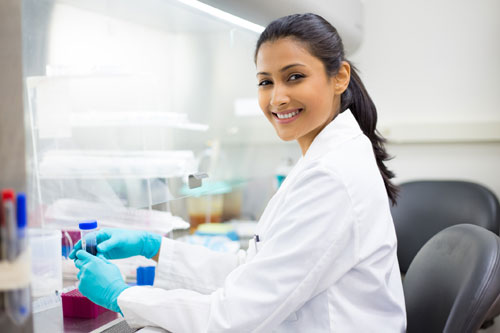 how to become lab technician canada