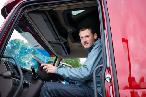 what does a heavy and tractor-trailer truck drivers do