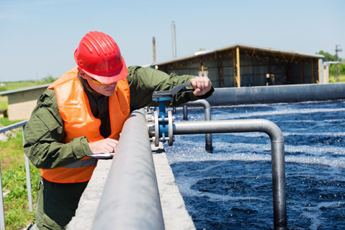 water wastewater treatment plant system operator careers